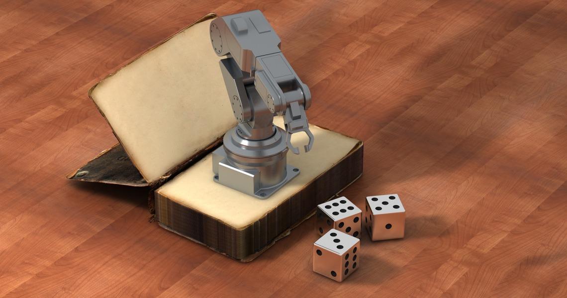 book-robot